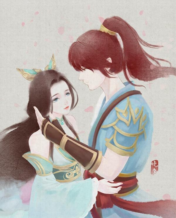 叶青峰与凌霜月